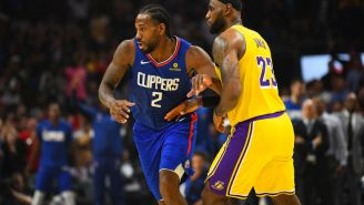 The City Of Los Angeles Is Gearing Up For What May Be The Most Watched Series In NBA History