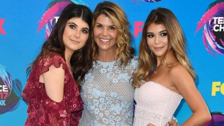 Lori Loughlin Reportedly 'Feels Like She Is A Scapegoat' After Feds Add Yet Another Charge To Her List Of Offenses