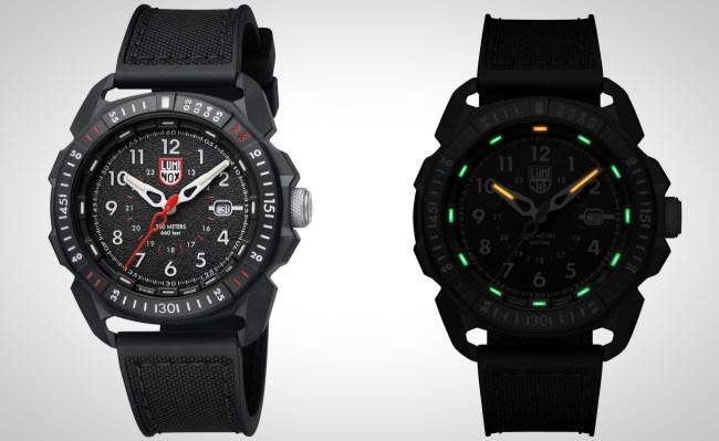 Luminox Ice-Sar Arctic 1000 watch for men