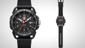 The Luminox ICE-SAR Arctic 1000 Watch Is $90 Off Today