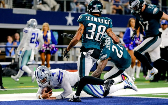 Malcolm Jenkins Fired Back At Orlando Scandrick For Ripping The Eagles