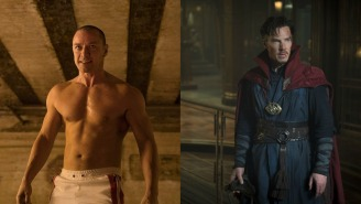 Marvel Studios Reportedly Eyeing James McAvoy For Villainous Role In The 'Doctor Strange' Franchise