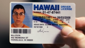 Underage Student Arrested For Trying To Get Into Bar Using A McLovin ID, He's Grinning Ear-To-Ear In His Mugshot