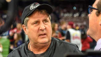 Mike Leach Held His Most Bizarre Press Conference Of The Season This Week, Which Is Really Saying Something