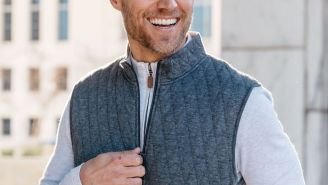 DEAL ALERT: Buy Any Two Mizzen+Main Long Sleeve Dress Shirts, Flannels, Pullovers, Or Vests For $200