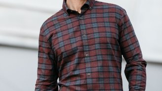 Mizzen+Main Has New Arrivals Just In Time For The Fall, So Snatch 'Em Up To Look Your Best This Season