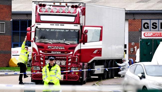 Murder Investigation Underway As 39 Bodies Found In Semi-Truck Trailer