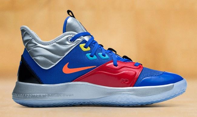 Nike Basketball NBA Opening-Week Colorways George