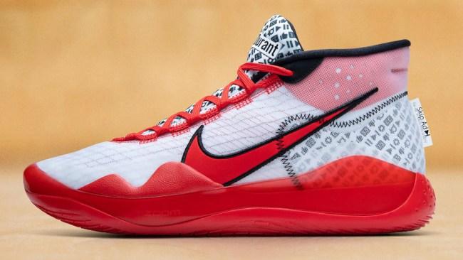 Nike Basketball NBA Opening-Week Colorways KD12