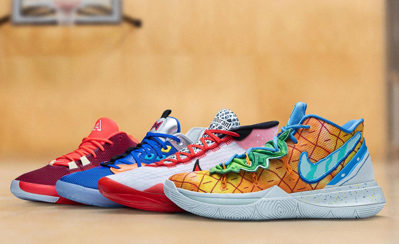 NBA Opening-Week Colorways