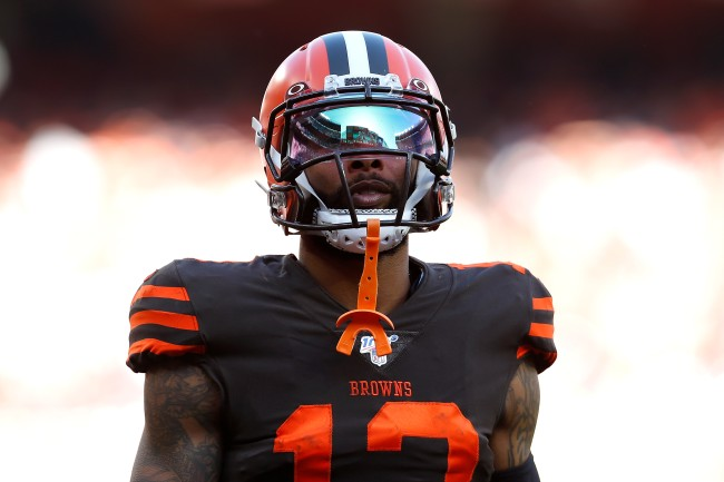 Odell Beckham Jr. says he'd consider a second pro sport if an NFL lockout happens