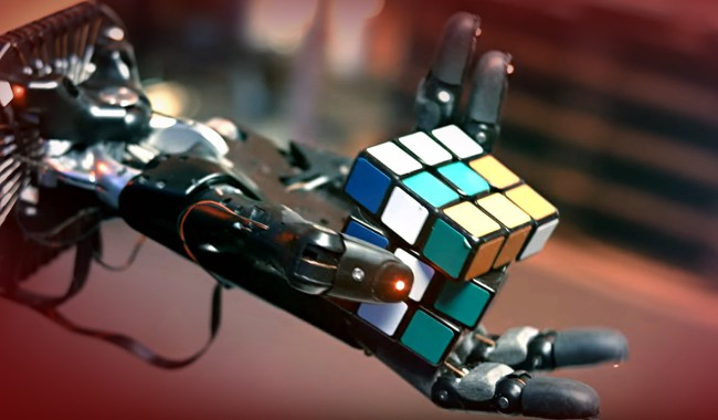OpenAI Taught A Robot How To Solve A Rubiks Cube One-Handed