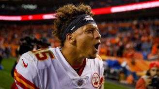 Patrick Mahomes Reacts To Being A Member Of The 'Madden 99' Club