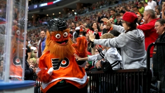 The Philadelphia Flyers Created A Rage Room For Fans To Take Out Frustration By Breaking A Bunch Of Crap