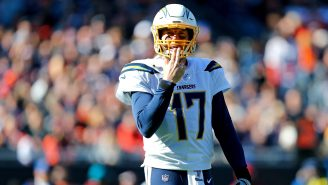 Philip Rivers Has A Creepy New Mustache: Is It More Serial Killer Or 70s-Era Adult Film Star?