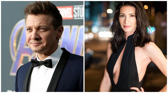 Jeremy Renner Tells His Fans to Enjoy Your Day as His