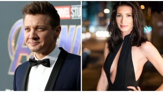 Jeremy Renner Claims Model Ex-Wife Is Obsessed With Sex And Leaked His Nudes To Custody Evaluator