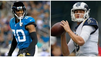 Revisiting Jalen Ramsey's 2018 Comments About His New QB Jared Goff, Who 'Wasn't Even Good Enough To Earn His Starting Role' As The Number One Pick
