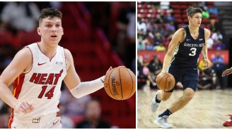 Tyler Herro Dropped Grayson Allen With One Ball Fake And NBA Twitter Was Ecstatic That Justice Was Served
