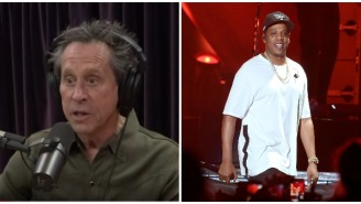 Legendary Film Producer Brian Grazer Explains The Genius Of Jay-Z In Fascinating Joe Rogan Podcast Clip