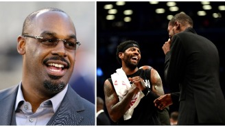Kevin Durant Hits Back At Donovan McNabb For Mocking His Decision To Team Up With A Moody Kyrie Irving