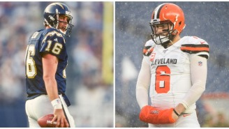 Baker Mayfield's Mini Tantrum On A Reporter Has NFL Twitter Making Ruthless Ryan Leaf Comparisons