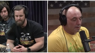 Green Beret Special Forces Medic Justin Lascek Reduces Joe Rogan To Tears Describing The Perspective He Gained From Losing Both His Legs