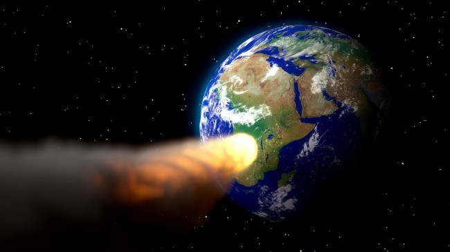 Potentially Hazardous 3000-Foot Long Asteroid Is About To Skim Earth
