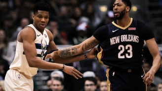 Rich Paul Says If Bucks Swapped Anthony Davis For Giannis Antetokounmpo, They'd Be In NBA Finals