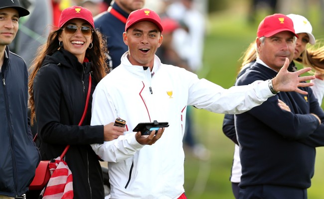 Rickie Fowler And Allison Stokke Got Married Check Out The Photos