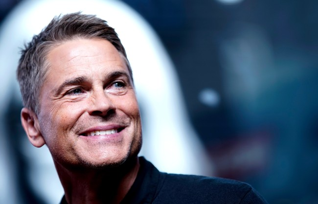 Rob Lowe Says Sex Tape Was Best Thing That Ever Happened To Him