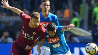 How To Live Stream Roma Vs Napoli Online With ESPN+