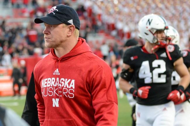 Nebraska head coach Scott Frost slams players who wear sweatshirts in pregame warmups