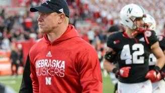 Nebraska's Scott Frost Slammed Any Of His Players Who Dare Wear Hoodies In Warmups In Frigid Temps