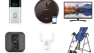 Woot Daily Deals: Epic Sale On Ring Doorbells, Blink Security Cameras, And Robot Vacuums