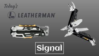 Today's Leatherman: The Signal