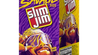 Ohhh Yeah! Slim Jim's Awesome 'Macho Man' Randy Savage Snack Stick Is Meatier And Packs Twice The Protein