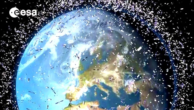 Space Debris Around Earth May Limit Our Ability To Visit Other Planets