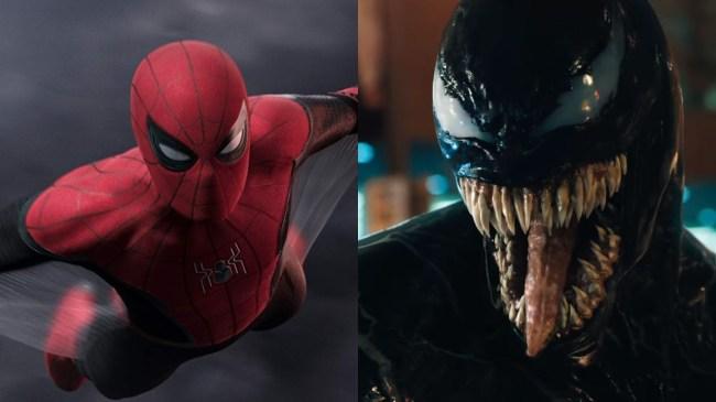 spider-man venon