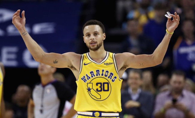 steph curry returning to warriors