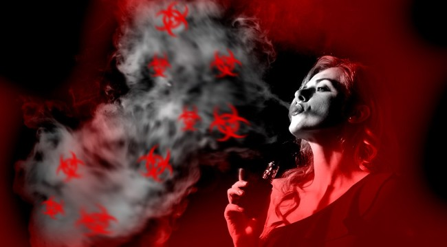 Study Links Vaping To Cancer E-Cigarettes Cause Lung Cancer In Mice