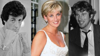 Sylvester Stallone Once 'Squared Up' And Almost Got Into A Fist Fight With Richard Gere Over Princess Diana
