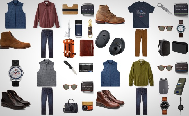 things we want gear for guys