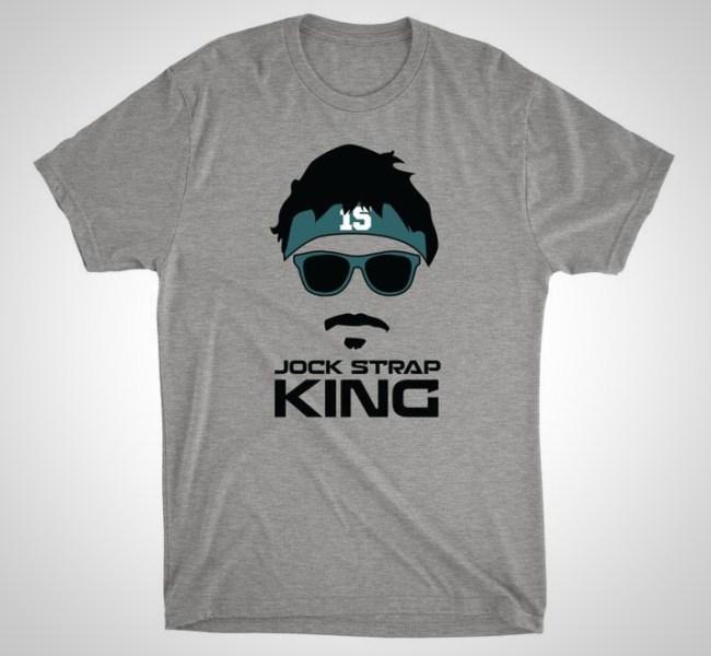 thigns we want Jock Strap King t-shirt