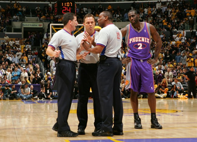 Former NBA ref Tim Donaghy claims a Spurs-Suns series was rigged because of dislike towards Phoenix owner Robert Sarver