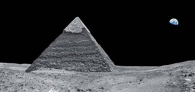 UFO Expert Says He Has Proof That Aliens Live On Our Moon