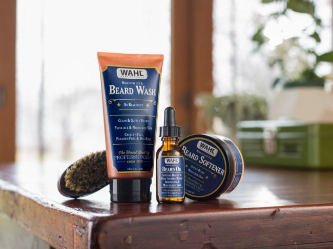 wahl beard care combination