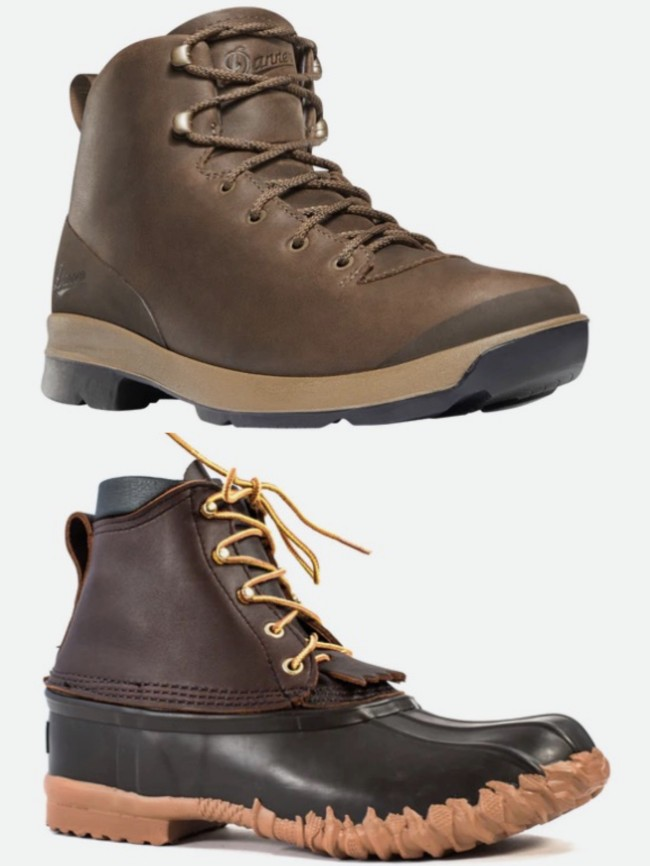 waterproof boots for men fall and winter