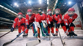 Youth Hockey Team Suspended After Player Pooped And Peed In The Bags Of Opponents