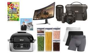 Daily Deals: 'The Office' Complete Series, Nintendo Switch Games, Tommy John Underwear, Nikon Cameras, 70% Off Clothing Sale  And More!